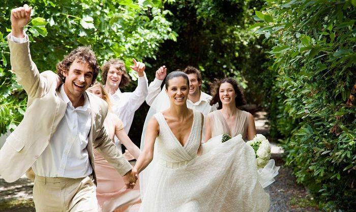 El desafío del matrimonio: ¿Íntimo o a lo grande? 1