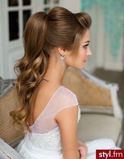 ¡Lindas y elegantes 'colas de caballo' para tu peinado! 1