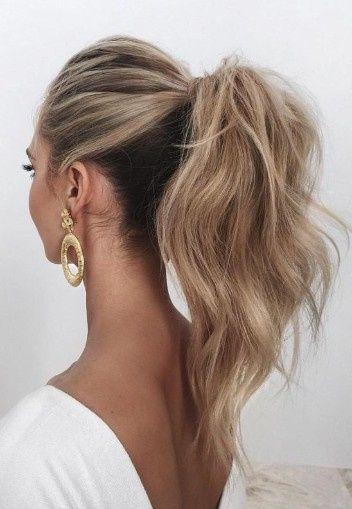 ¡Lindas y elegantes 'colas de caballo' para tu peinado! 4