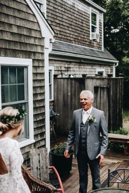 ¡Viste a tu papá para el matrimonio! 3