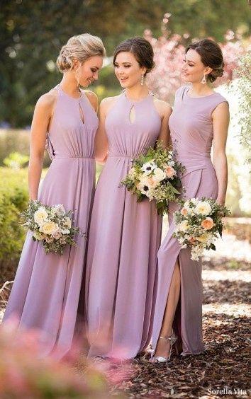 ¡Viste a tus damas de honor para el matrimonio! 2
