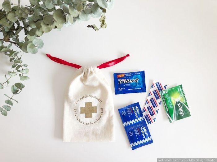 ¿Le das tu SÍ, ACEPTO a este kit de emergencia? 1