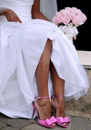Los zapatos: ¿Full BLANCO o full COLOR? 1