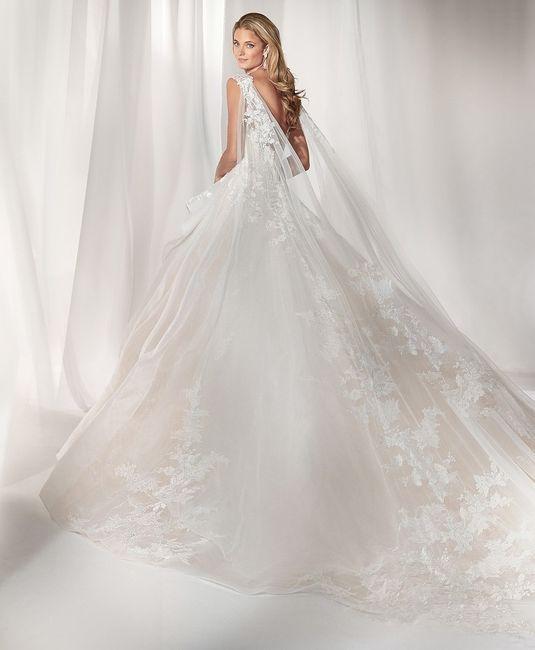 ¿Por qué la novia debe ir de blanco? 1