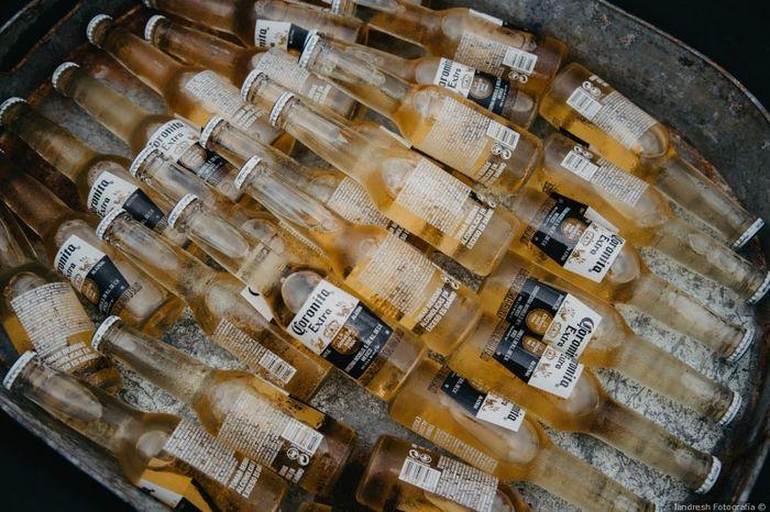 ¿Vas a gastar más o menos de un millón en el trago? 1