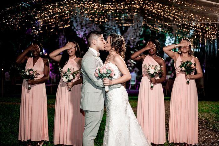 ¿Cuál será el segundo color de tu matrimonio? 1
