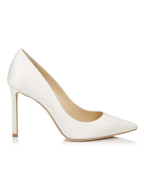 3 zapatos blancos: ¿A cuál le apuntas? 1
