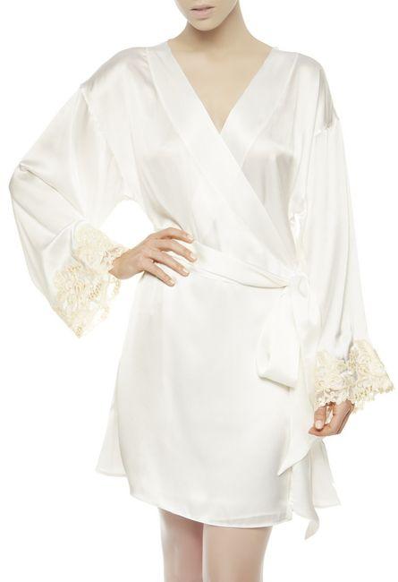 Tu bata de novia: ¿Blanco, Ivory o champagne? 2