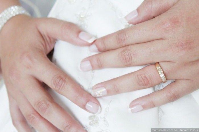 El blanco de tu manicure: ¿1, 2 o 3? 1