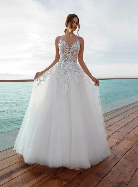 ¿Cuál es el MEJOR y el PEOR vestido de novia? 2
