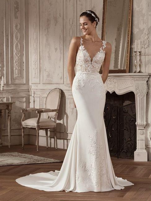 ¡Elegí el vestido de novia según tus curvas! 1
