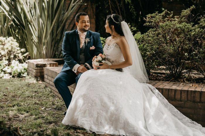 ¿Quiénes se casan con su primer amor? 1