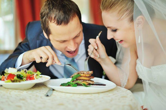 EVITA estos 5 alimentos el día antes de tu matrimonio 2