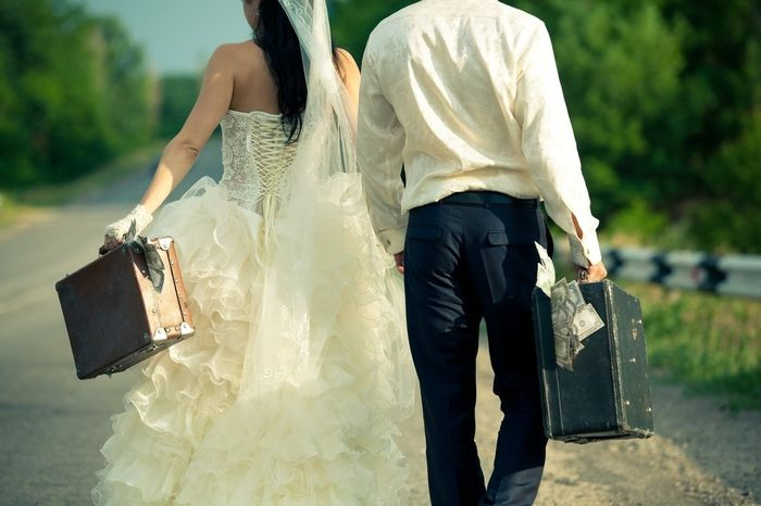El presupuesto para tu matrimonio es... 1