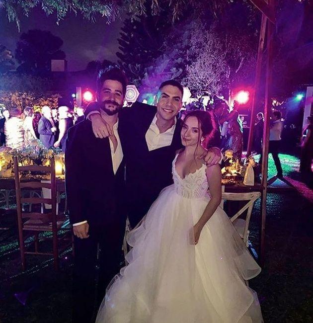 ¡El Casamiento de la hija de Ricardo Montaner con el cantante de 'Tutu'! 7