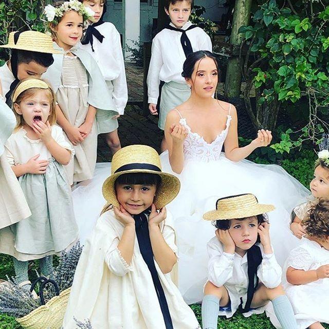 ¡El Casamiento de la hija de Ricardo Montaner con el cantante de 'Tutu'! 9