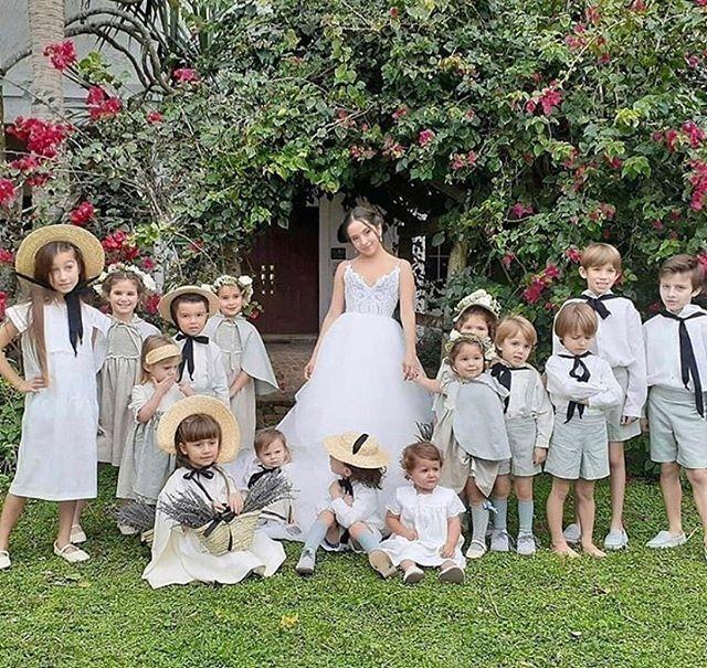 ¡El Casamiento de la hija de Ricardo Montaner con el cantante de 'Tutu'! 10