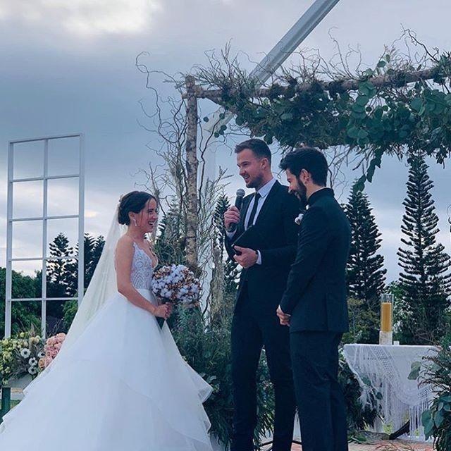 ¡El Casamiento de la hija de Ricardo Montaner con el cantante de 'Tutu'! 12