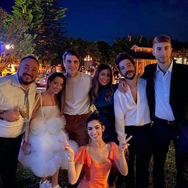 ¡El Casamiento de la hija de Ricardo Montaner con el cantante de 'Tutu'! 13