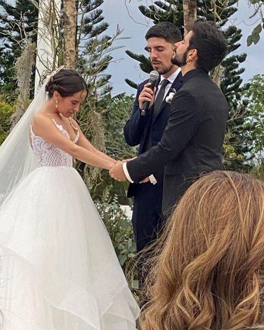 ¡El Casamiento de la hija de Ricardo Montaner con el cantante de 'Tutu'! 15
