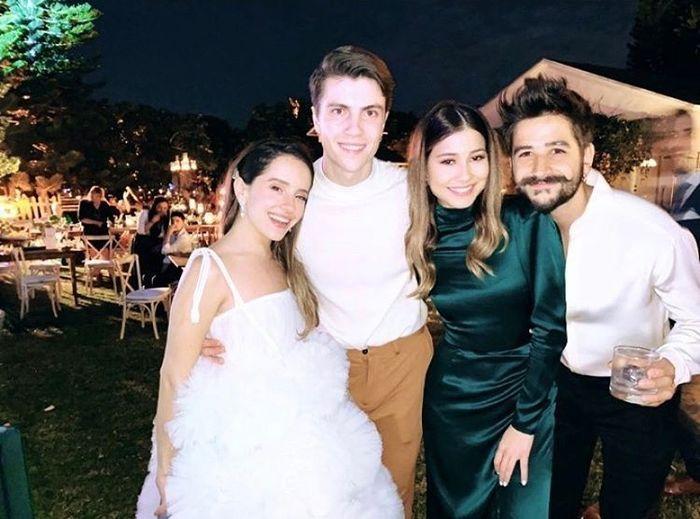 ¡El Casamiento de la hija de Ricardo Montaner con el cantante de 'Tutu'! 16