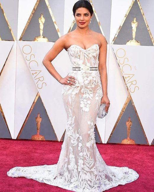 ¡Los vestidos de novia que más triunfaron en los Oscars 2020! 😍 4