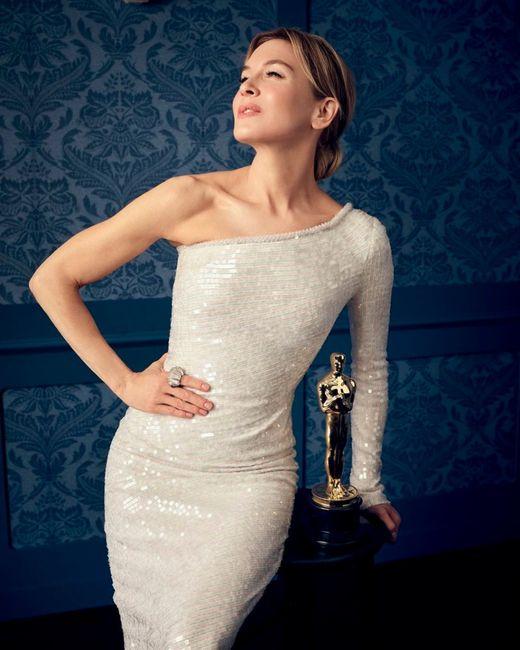 ¡Los vestidos de novia que más triunfaron en los Oscars 2020! 😍 1