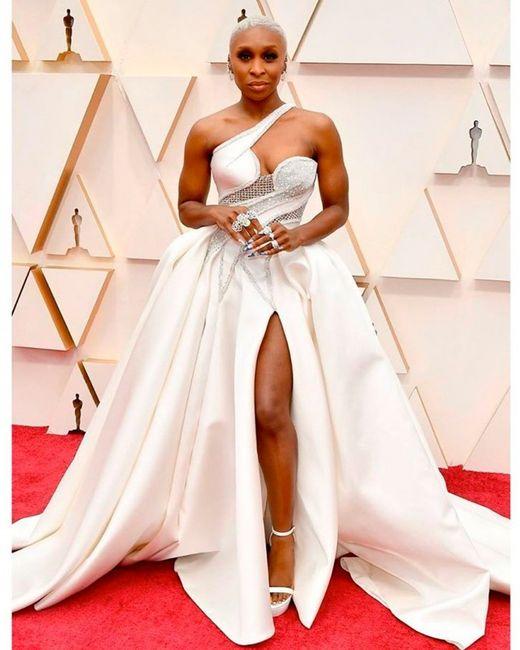 ¡Los vestidos de novia que más triunfaron en los Oscars 2020! 😍 9