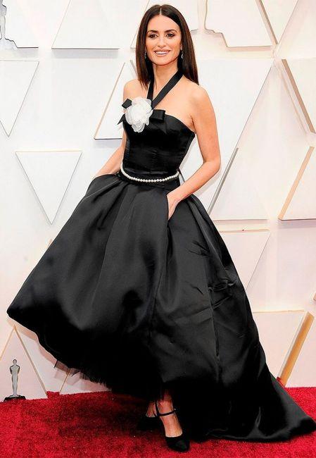 ¡Los vestidos de novia que más triunfaron en los Oscars 2020! 😍 10
