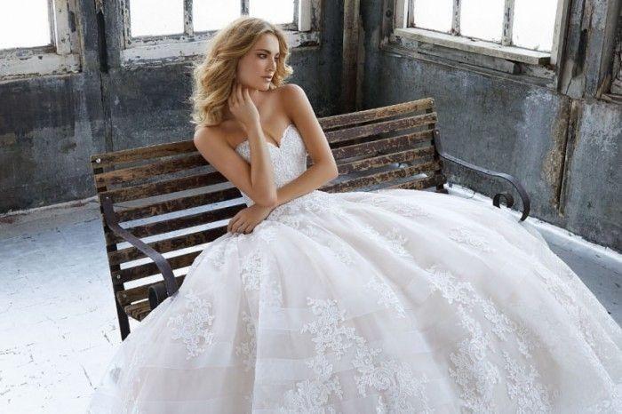 Si el vestido de tus sueños sobrepasa tu presupuesto. ¿Qué haces? 1
