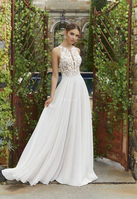 TOP 5: ¡Vestidos de novia! 1