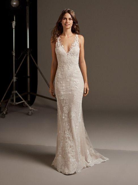 TOP 5: ¡Vestidos de novia! 5
