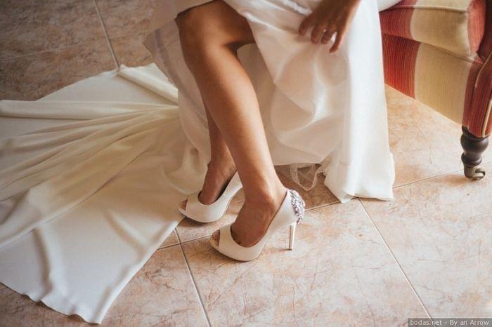 TOP 5: ¡Zapatos de novia! 3