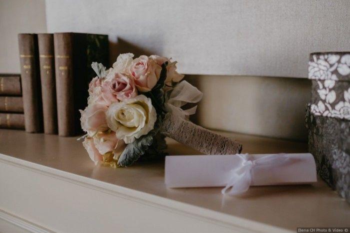3 irresistibles ramos de novia: ¿Con cuál caerías en la tentación? 1