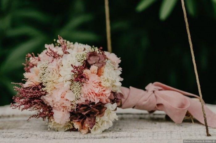 3 irresistibles ramos de novia: ¿Con cuál caerías en la tentación? 3