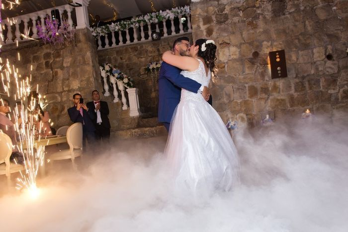 ¿Cámara de humo para el primer baile? 1