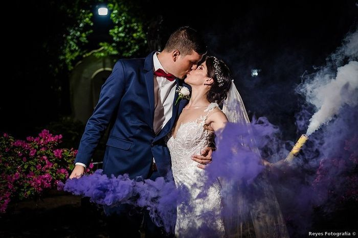 4 Matrimonios reales, 4 besos con amor 💋 ¿Cuál es tu preferido? 1