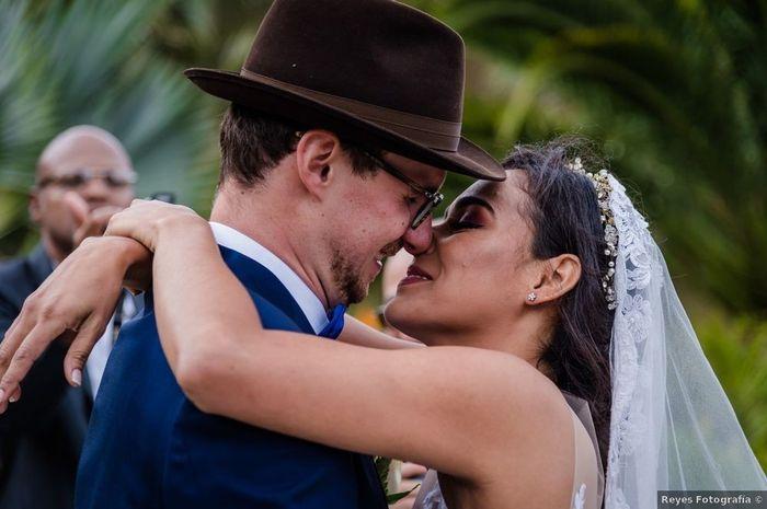 4 Matrimonios reales, 4 besos con amor 💋 ¿Cuál es tu preferido? 2