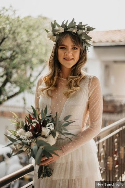 Look de novia: ¿Boho o tradicional? 1