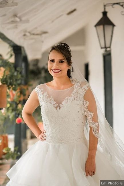 Look de novia: ¿Boho o tradicional? 2