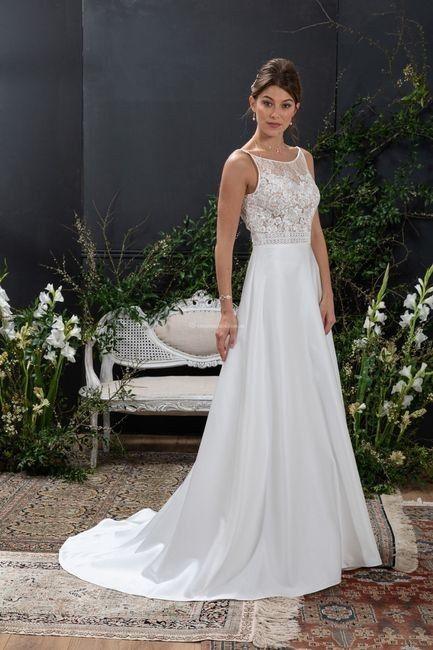 Vestidos 2021 para matrimonios íntimos 👰 3