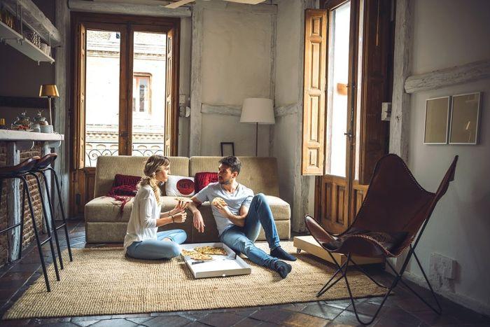 Vivir juntos: ¿antes o después del casamiento? 1