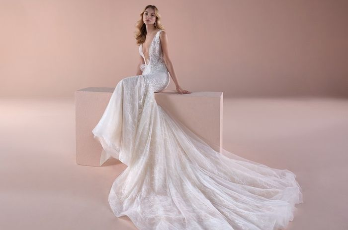 Me caso: ¿con un vestido clásico o sexy? 1