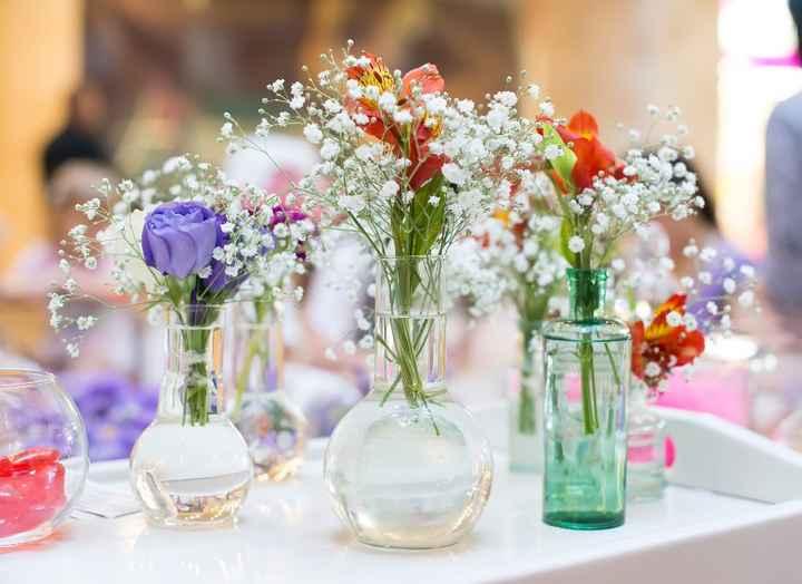 💡 Ideas de decoración para mesas rectangulares - 1