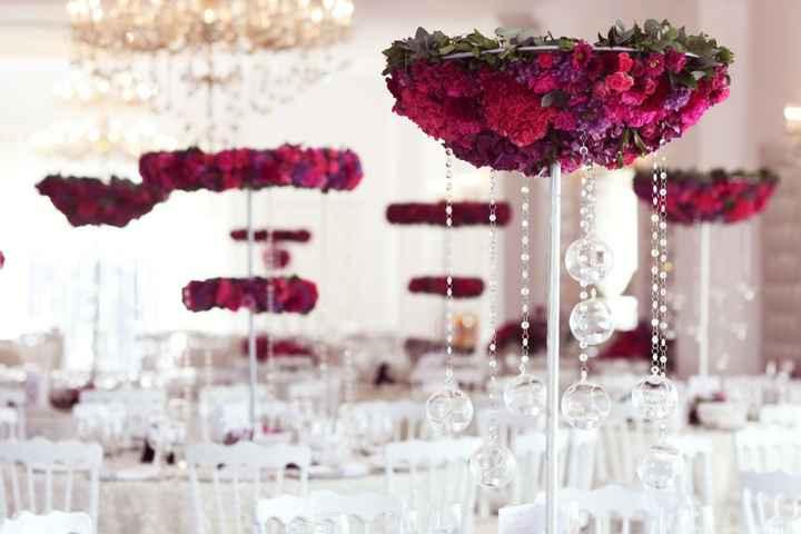 💡 Ideas de decoración para mesas rectangulares - 2
