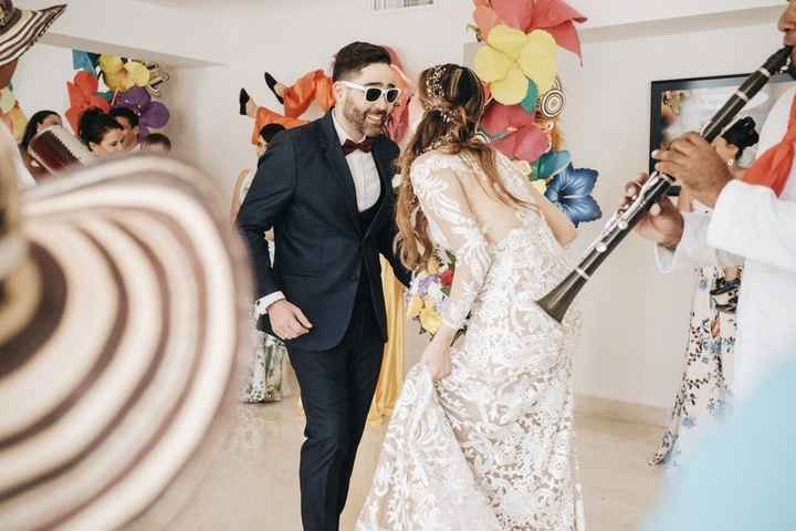 ¿Cuál va a ser el género musical que reinará en tu matrimonio? - 1
