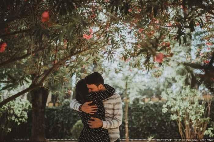 Si tuviéramos que casarnos donde nos conocimos, sería en ____ - 1