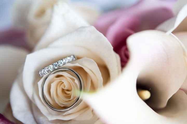 Diamantes en la sortija de matrimonio: Su significado... - 1