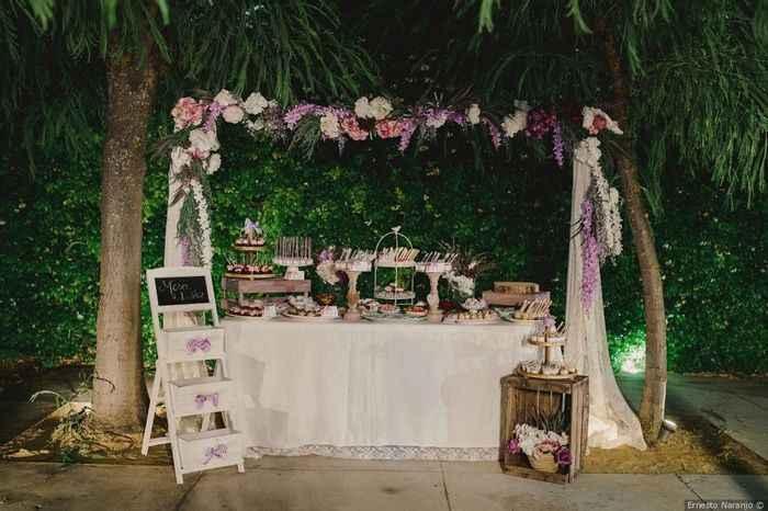 ¿Quién se moriría por tener esta mesa dulce? - 1