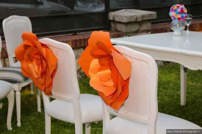"5 Ideas para decorar tu matrimonio con los ""Moldes Florales"" de Matrimonio.com.co - 3"